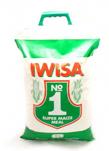 10KG Iwisa White Maize Meal (Maize Flour) | Buy Online at the Asian Cookshop